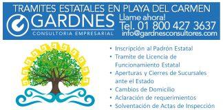 Tramites Estatales en Playa del Carmen